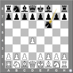 A45-A46 Queen's pawn game 1. d4 Nf6